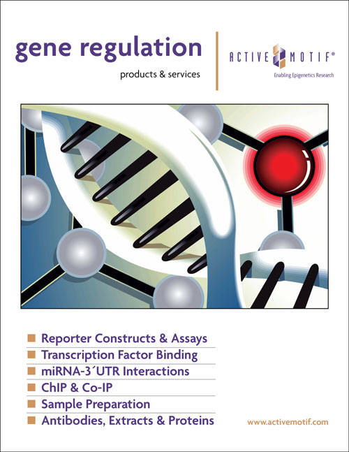 Gene Regulation Products